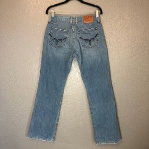 Lucky Brand Easy Rider Denim Jeans size 6/28